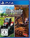 Profis Land- & Forstwirtschaft. PlayStation PS4