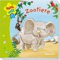 Zootiere; Bilderbuch ab 18 Monate; Ill. v. Ra ...