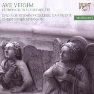 Ave Verum-Sacred Choral Favourites