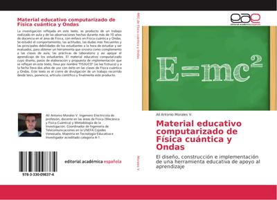 Material educativo computarizado de Física cuántica y Ondas