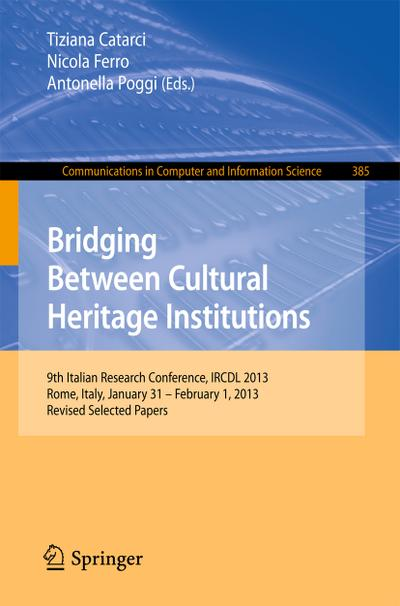 Bridging Between Cultural Heritage Institutions