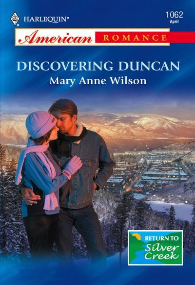 Discovering Duncan (Mills & Boon American Romance)