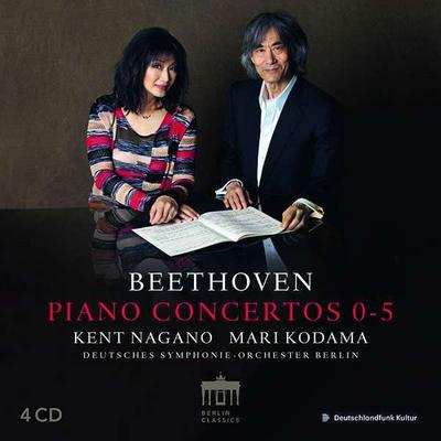 Beethoven:Piano Concerts 0-5