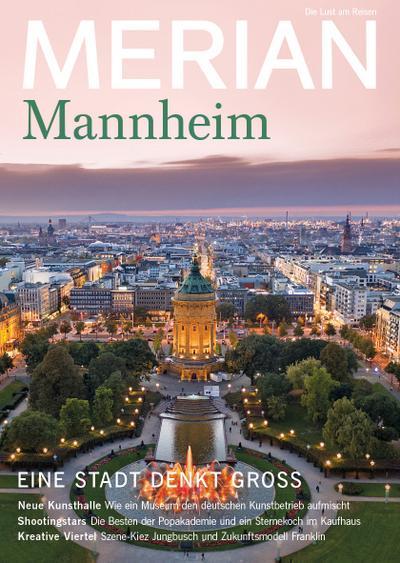MERIAN Mannheim 12/2018