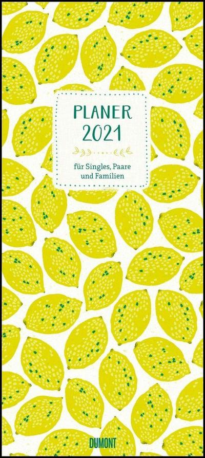 All about yellow 2021 - Planer mit variabler Spaltenzahl - Format 22 x 49,5 cm