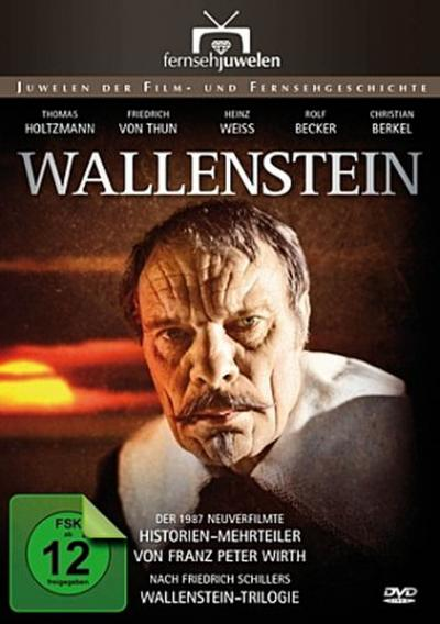Wallenstein - Der TV-Dreiteiler (Fernsehjuwelen)
