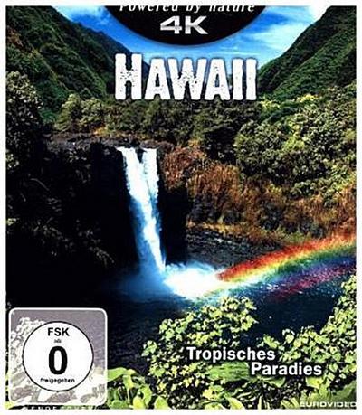 Hawaii 4K, 1 UHD-Blu-ray