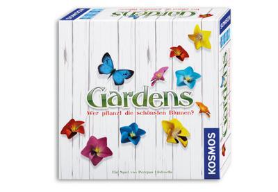 Gardens - Wer pflanzt die schönsten Blumen?