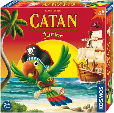 Kosmos 697495 - Catan Junior, Brettspiel