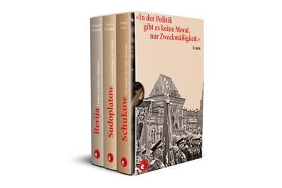 Schergen der Macht: Leben und Werk dreier umstrittener Persönlichkeiten der frühen Sowjet-Ära