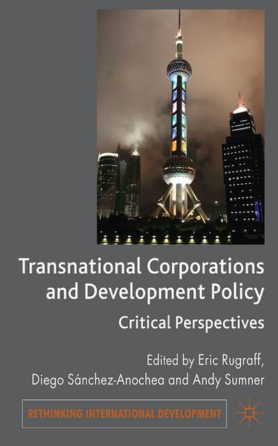 Transnational Corporations and Development Policy