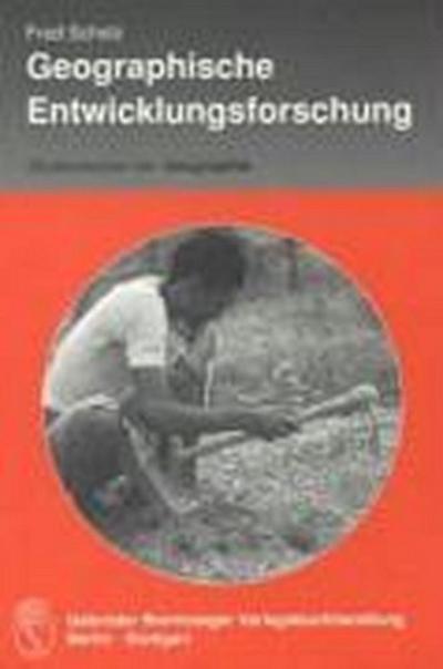 Geographische Entwicklungsforschung