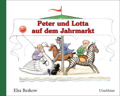 Peter und Lotta auf dem Jahrmarkt