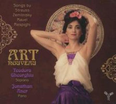 Art Nouveau-Lieder