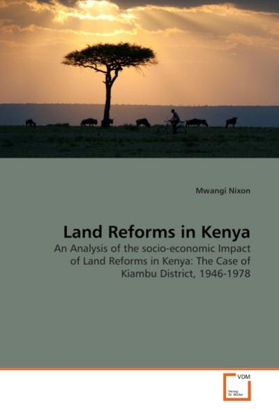 Land Reforms in Kenya