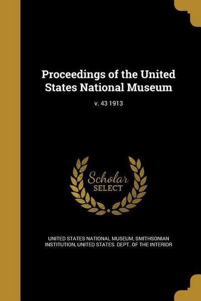 PROCEEDINGS OF THE US NATL MUS