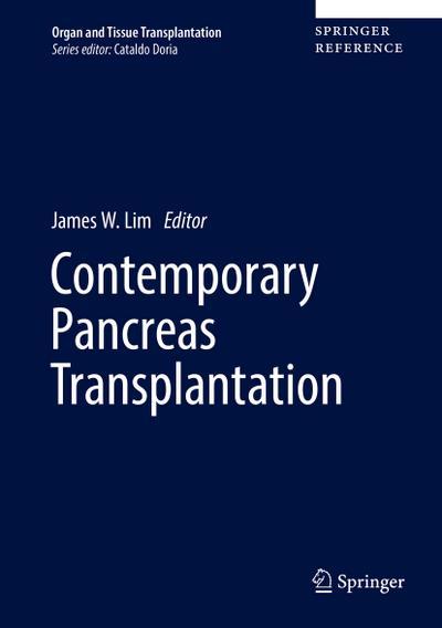 Contemporary Pancreas Transplantation