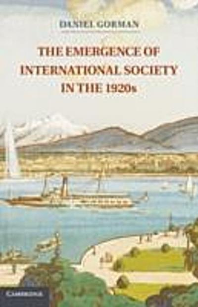 Emergence of International Society in the 1920s