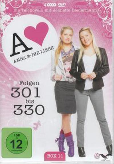 Anna und die Liebe - Box 11 DVD-Box