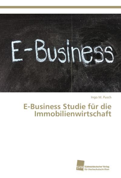 E-Business Studie für die Immobilienwirtschaft