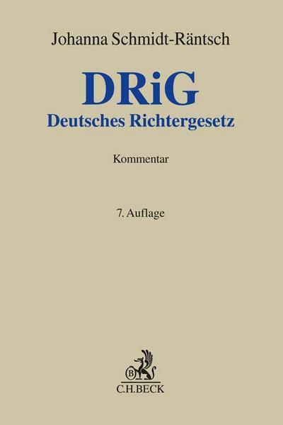 Deutsches Richtergesetz