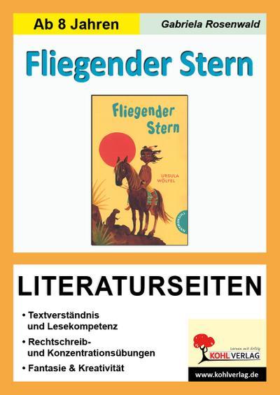 Fliegender Stern - Literaturseiten