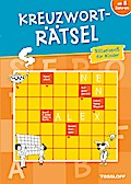 Kreuzworträtsel: Rätselspaß für Kinder ab 8 Jahren; Rätsel, Spaß, Spiele; Deutsch; schw.-w.