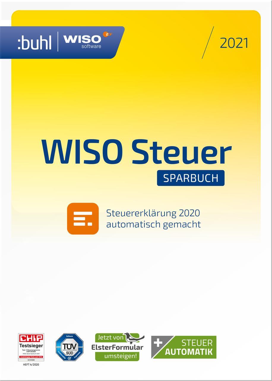 WISO steuer Sparbuch 2021 | 4011282003005 ...