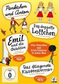 Erich Kästner-Box (4 DVDs)