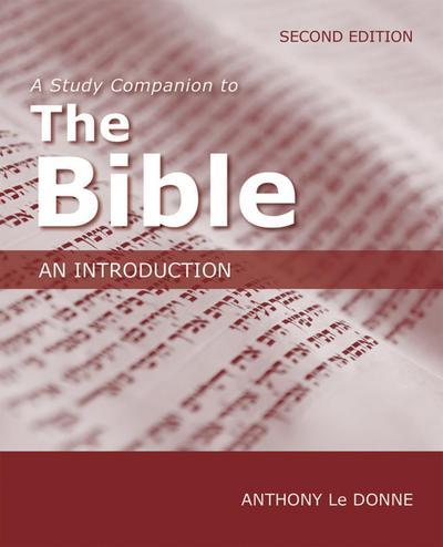 A Study Companion to the Bible
