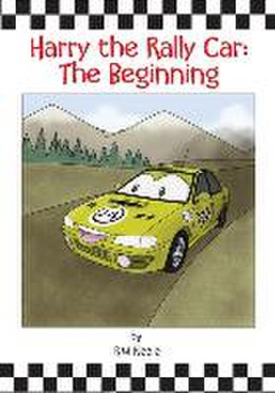 Harry the Rally Car: The Beginning