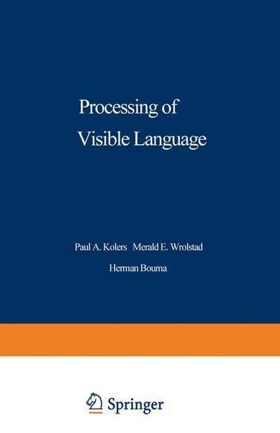 Processing of Visible Language