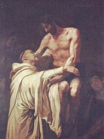 Francisco Ribalta - Christus und der Hl. Bernhard - 200 Teile (Puzzle)