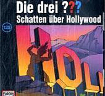 Die drei ??? 128. Schatten über Hollywood (drei Fragezeichen) CD