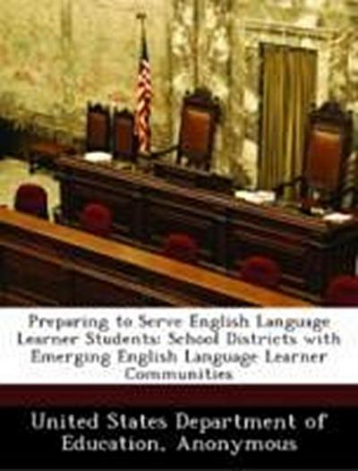 United States Department of Education: Preparing to Serve En