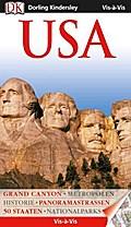 Vis-à-Vis USA; Vis à Vis; Deutsch; über 2400 farb. Fotos, Ill. u. Ktn