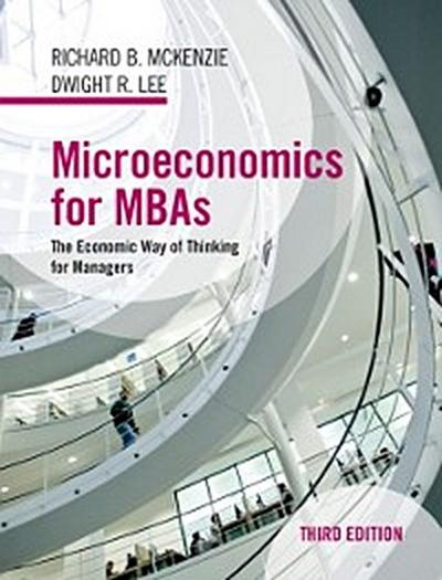 Microeconomics for MBAs