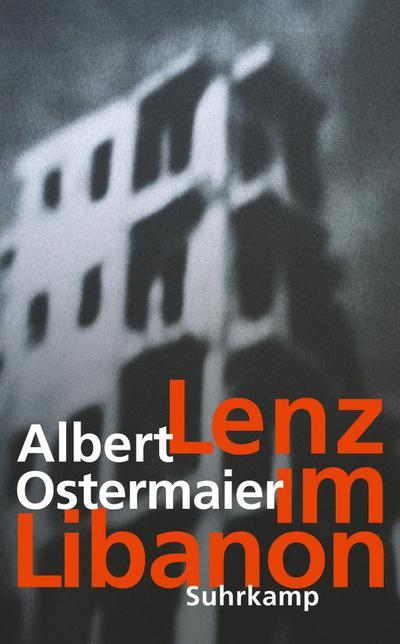 Lenz im Libanon: Roman (suhrkamp taschenbuch)