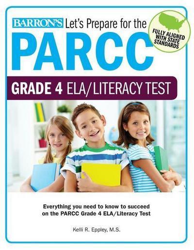 Let's Prepare for the Parcc Grade 4 Ela/Literacy Test