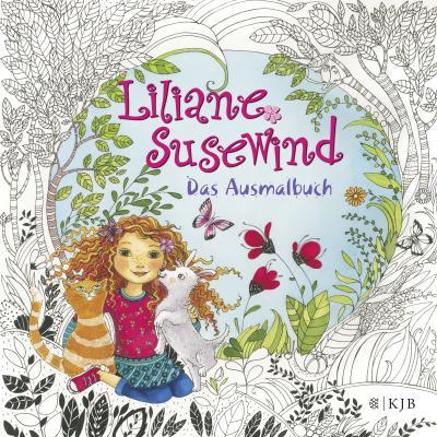 Liliane Susewind - Das Ausmalbu