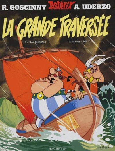 Asterix - La Grande Traversee - René Goscinny