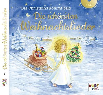 Das Christkind Kommt Bald-die Schnsten Weihnach - Kinderland (Major Babies) - Audio CD, Deutsch, , ,