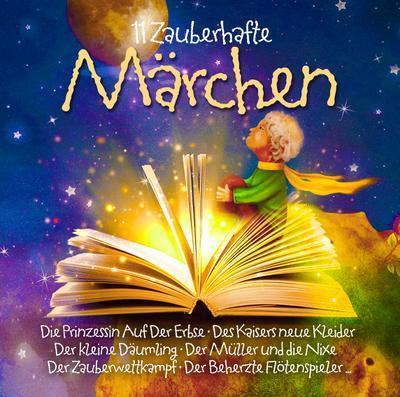 11 zauberhafte Märchen