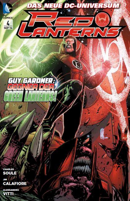 Red Lanterns 04 Charles Soule