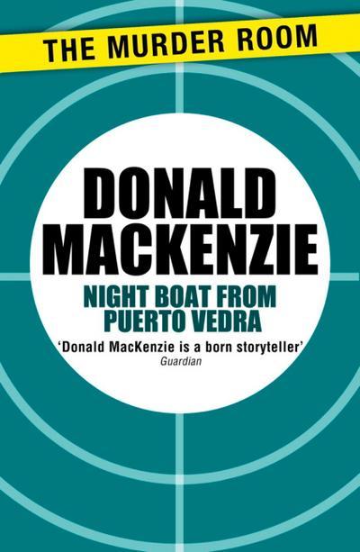Night Boat from Puerto Vedra