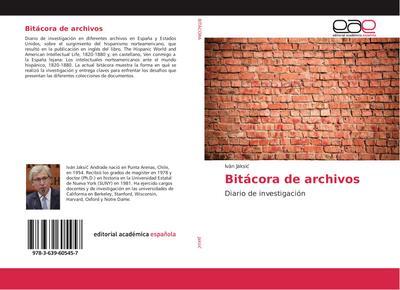 Bitácora de archivos