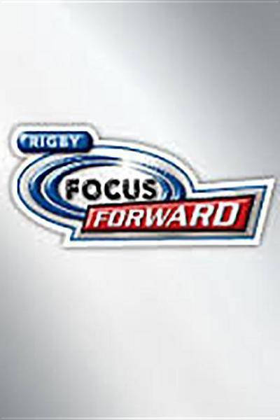RIGBY FOCUS FORWARD
