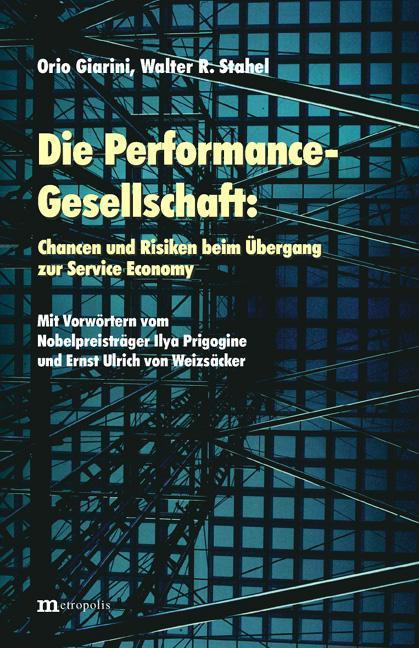 Die Performance-Gesellschaft: Chancen und Risiken beim Überg ... 9783895183201