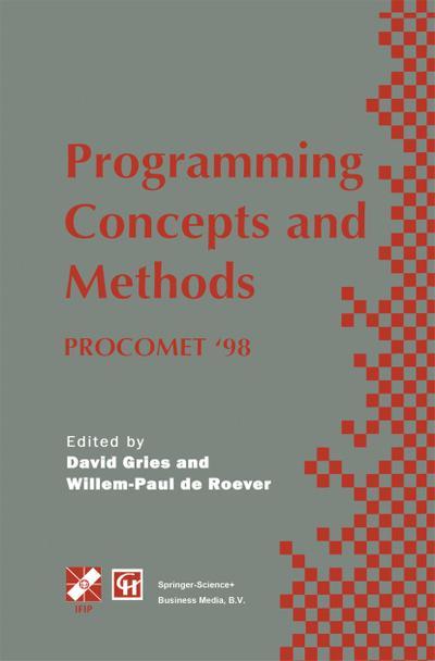 Programming Concepts and Methods PROCOMET '98