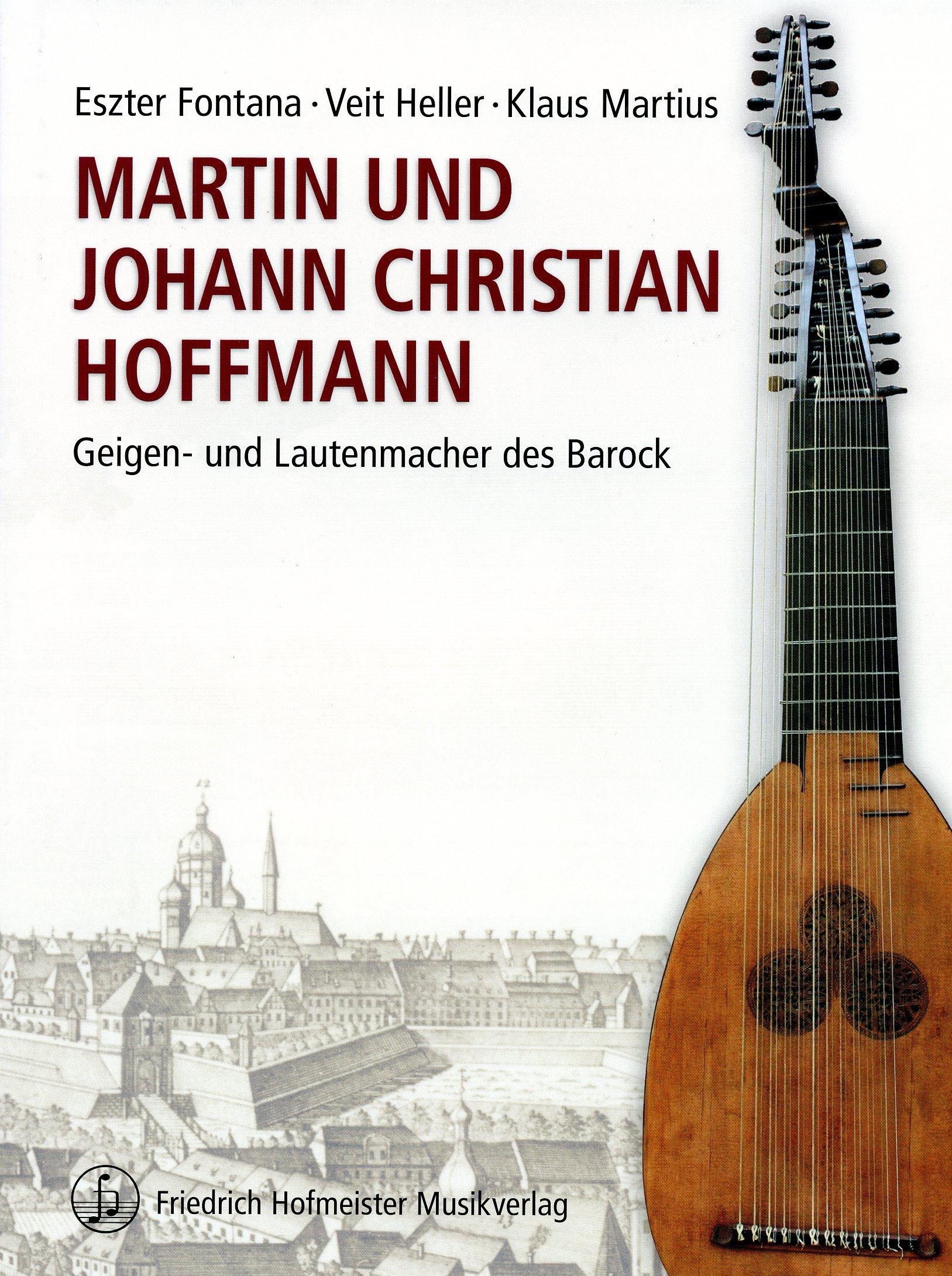 Martin und Johann Christian Hoffmann Klaus Martius